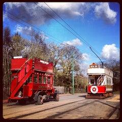 Photo taken at Beamish Museum by Matthew S. on 4/4/2013