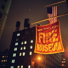 Photo taken at New York City Fire Museum by mido on 10/11/2012