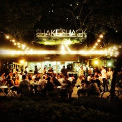 Photo taken at Shake Shack by George R. on 8/21/2013