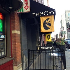 Photo taken at Theory by Claire on 9/29/2012