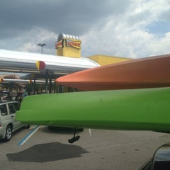 Photo taken at SONIC Drive In by Paul S. on 7/23/2013