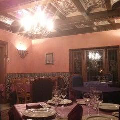 Photo taken at Castillo El Collado by Oscar on 4/3/2013