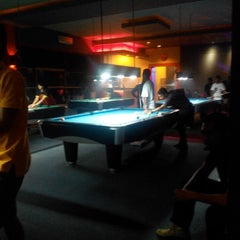 Photo taken at Gaol Billiard Pool & Lounge by adi k. on 2/12/2014