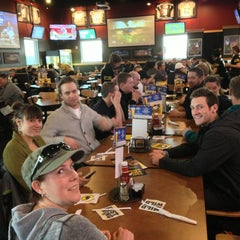 Photo taken at Buffalo Wild Wings by iGoByDoc on 1/18/2013
