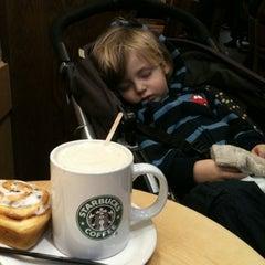 Photo taken at Starbucks by Ben B. on 1/20/2012
