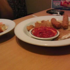 Photo taken at IHOP by Lucas H. on 4/15/2012