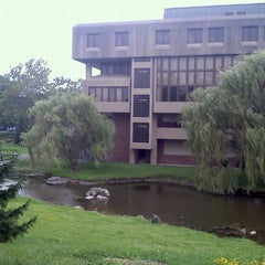 Photo taken at SUNY New Paltz by Mike C. on 8/25/2011