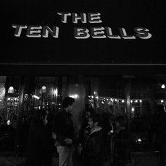 Photo taken at The Ten Bells by Jim B. on 10/31/2011
