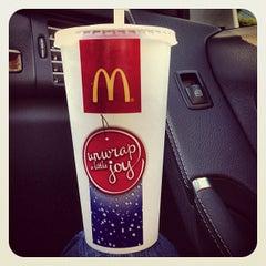 Photo taken at McDonald's by Masato W. on 11/13/2012