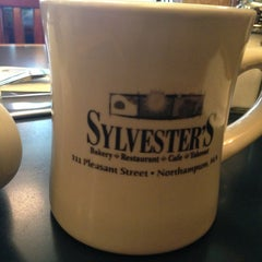 Photo taken at Sylvester's Restaurant And Bakery by Bianca B. on 6/3/2013