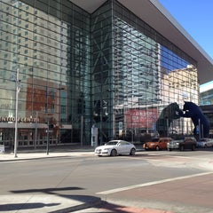 "Photo taken at Colorado Convention Center by Shannon ""Shay"" J. on 1/31/2013"