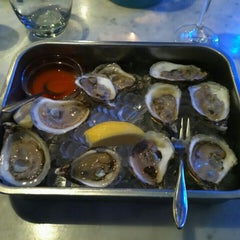 Photo taken at Raw Bar by Duncan Ly by = Al = B. on 11/14/2015