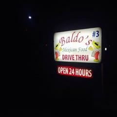 Photo taken at Baldo's Mexican Restaurant by Raquel C. on 8/15/2014