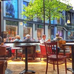 Photo taken at Caffè Nero by Glynn on 6/21/2015