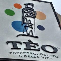 Photo taken at Teo Espresso, Gelato & Bella Vita by Cody on 9/28/2014