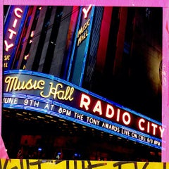 Photo taken at Radio City Music Hall by Daniel C. on 6/9/2013