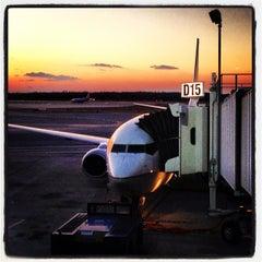 Photo taken at Baltimore / Washington International Thurgood Marshall Airport (BWI) by John M. on 1/18/2013