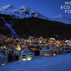 Photo taken at World Economic Forum (WEF) by 4sq SUs Switzerland on 1/23/2016