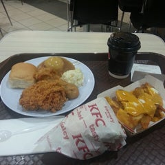 Photo taken at KFC by Jerome T. on 10/8/2013