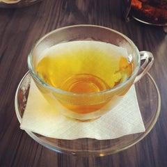 Photo taken at ZenCha Tea Salon by Horacio N. on 10/26/2014