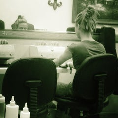 Photo taken at Classic Nails by Pilar D. on 6/27/2013