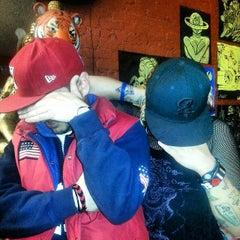 Photo taken at Rising Dragon Tattoos by QueKay09 on 10/11/2013