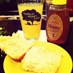 Photo taken at Tupelo Honey Cafe by Jordan D. on 12/23/2012