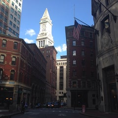 Photo taken at City of Boston by paddy M. on 10/24/2013