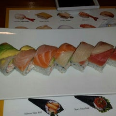 Photo taken at Minato Japanese Restaurant by Christopher G. on 8/8/2015