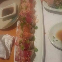 Photo taken at Minato Japanese Restaurant by Christopher G. on 10/26/2013