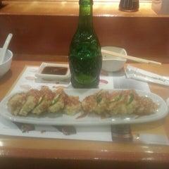 Photo taken at Minato Japanese Restaurant by Christopher G. on 3/29/2014