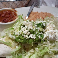 Photo taken at Pure Taqueria by Bill M. on 12/14/2012