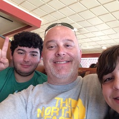Photo taken at Bruegger's by Brian H. on 6/15/2014