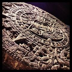 Photo taken at Museo Nacional de Antropología by Ramoun on 7/14/2013