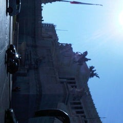 Photo taken at Palazzo Valentini by Sasi C. on 6/13/2014