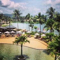 Photo taken at Angsana Laguna Phuket by Mike on 5/20/2013