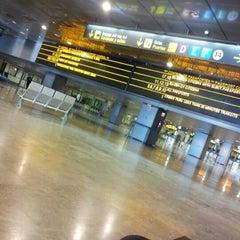 Photo taken at Terminal 1 by Helbert M. on 12/13/2012