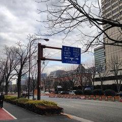 Photo taken at 中央合同庁舎第2号館 by RichardHowl on 2/13/2014