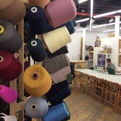 Photo taken at Textile Arts Center - BK by Kelsey R. on 9/8/2014