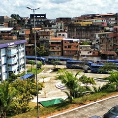 Photo taken at Universidade do Estado da Bahia (UNEB) by Logan C. on 9/22/2012