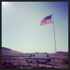 Photo taken at Desert Star Ranch Market by Kris N. on 5/16/2013