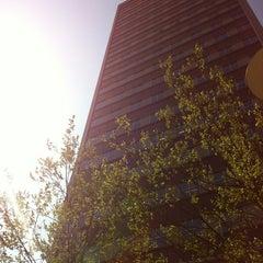 Photo taken at Erasmus University Rotterdam (EUR) by Edwin d. on 5/28/2013
