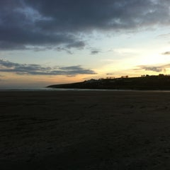 Photo taken at Inchydoney Beach by Shane M. on 2/2/2013