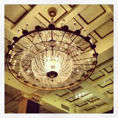Photo taken at Boston Park Plaza by Christopher T. on 1/24/2013