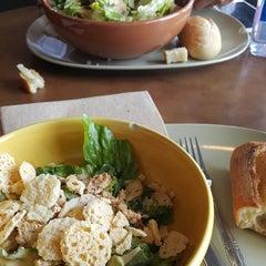 Photo taken at Panera Bread by Neecee J. on 4/24/2016