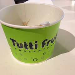 Photo taken at Tutti Frutti by Mun Yee G . on 1/7/2013