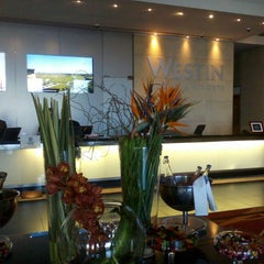 Photo taken at The Westin Cape Town by James C. on 6/6/2015