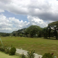 Photo taken at Iloilo Golf and Country Club by Jed P. on 4/13/2013