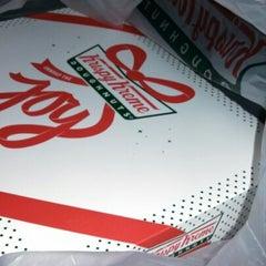 Photo taken at Krispy Kreme Doughnuts by Alexander W. on 12/13/2012