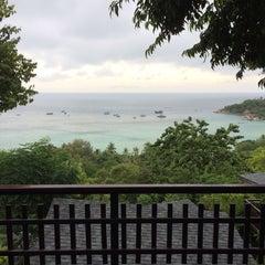 Photo taken at Chintakiri Resort by Owen E. on 10/28/2013